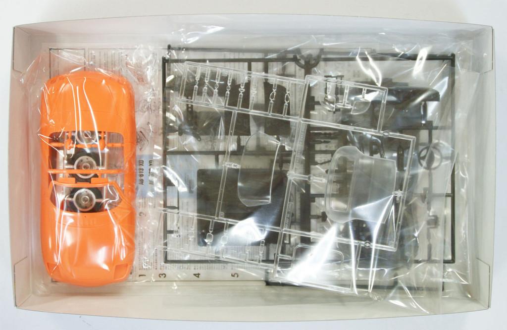Fujimi RS-93 Fiat Barchetta 1/24 Scale Kit
