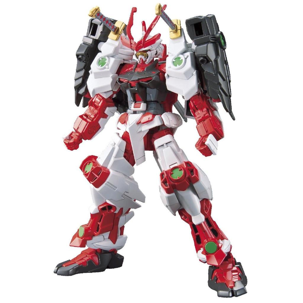 Bandai HG Build Fighters 007 SENGOKU ASTRAY Gundam 1/144 Scale Kit