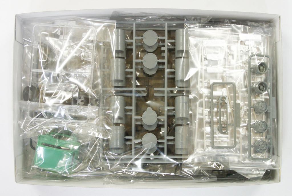 Fujimi HT4 Mitsubishi Fuso CANTER (T200) 1/32 Scale Kit