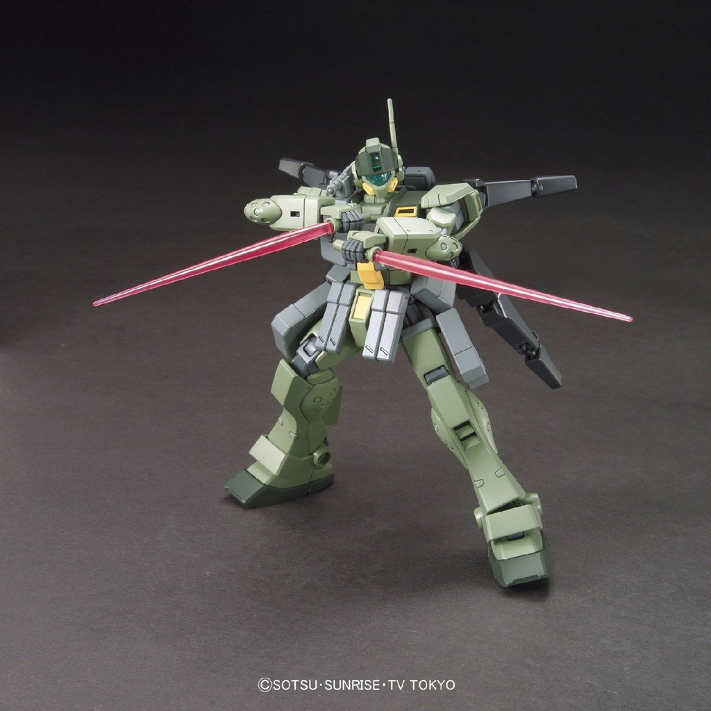 Bandai HG Build Fighters 010 GM SNIPER K9 1/144 Kit