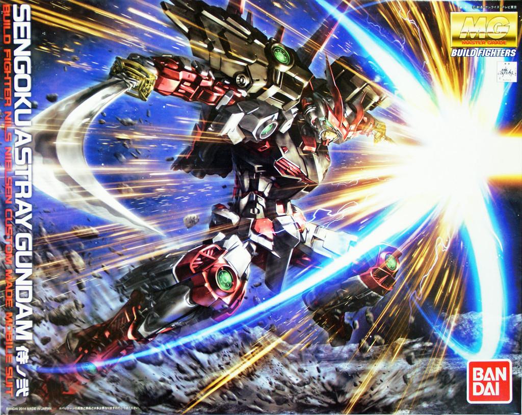 Bandai MG 851840 Gundam Sengoku Astray Gundam 1/100 Scale Kit