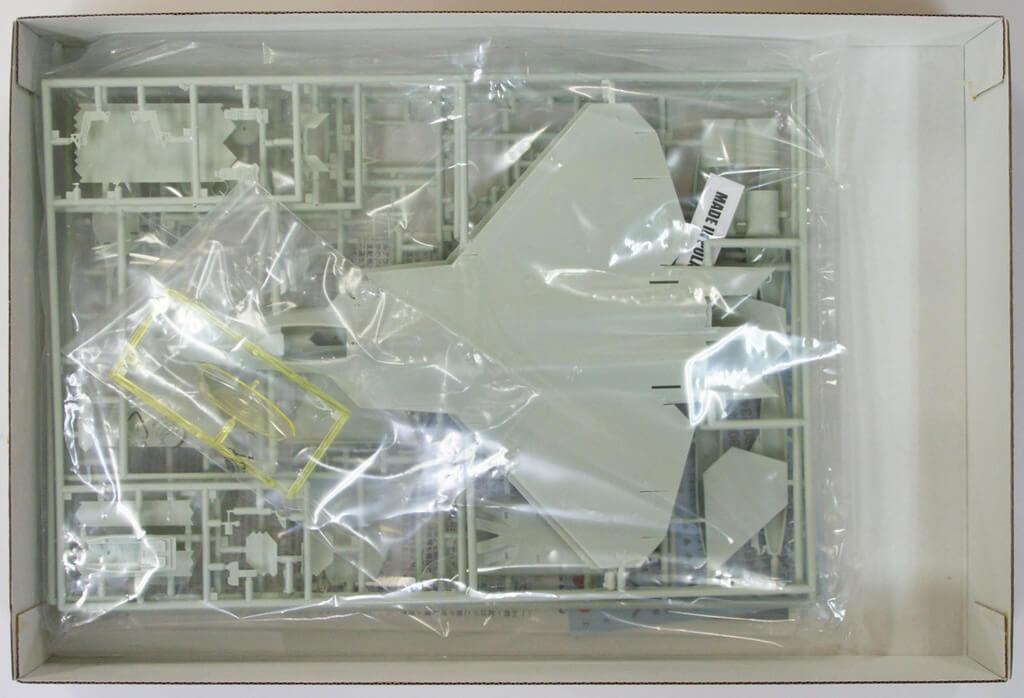 Hasegawa 02088 F-22 Raptor JASDF Sea Camouflage 1/72 Scale Kit