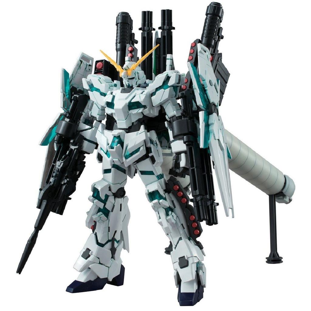 Bandai HGUC 178 Gundam RX-0 FULL ARMOR UNICORN Gundam 1/144 Scale Kit