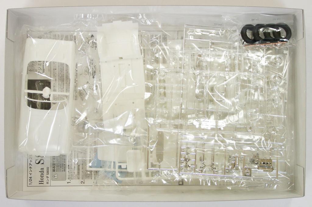 Fujimi ID-104 Honda S800 1/24 Scale Kit 038988