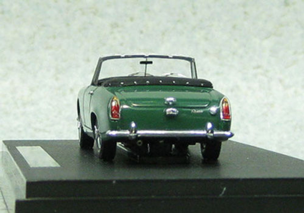 Ebbro 44450 AUSTIN HEALEY SPRITE MK. 2 GREEN 1/43 Scale