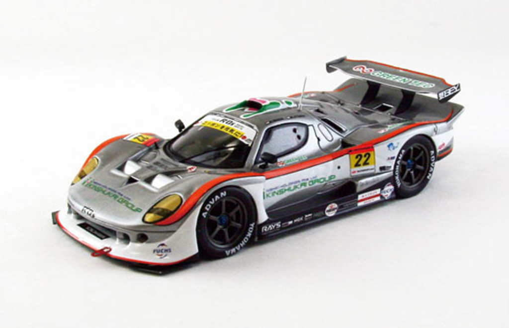 Ebbro 44960 R'Qs Vemac 350R #.22 Super GT300 2012 (Resin Model) 1/43 Scale