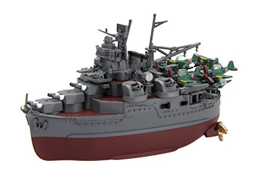 Fujimi TK9 Chibi-maru Kantai Fleet Aircraftcarrier Mogami non-Scale Kit