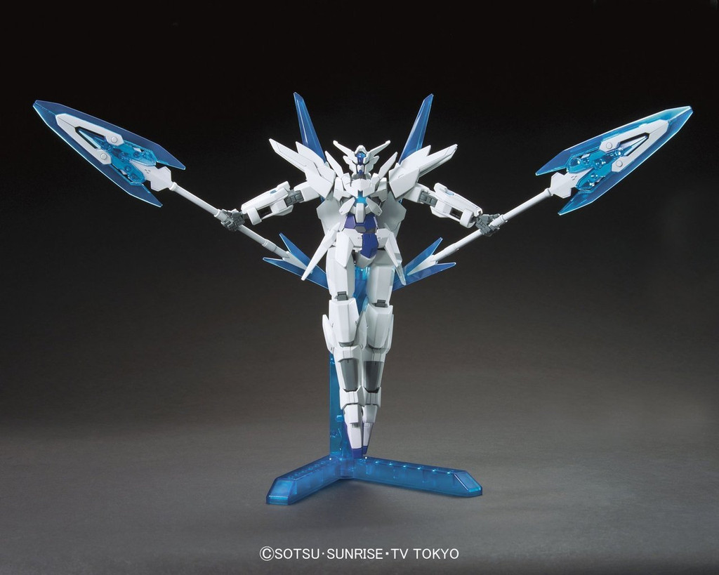 Bandai HG Build Fighters 034 TRANSIENT Gundam 1/144 Scale Kit