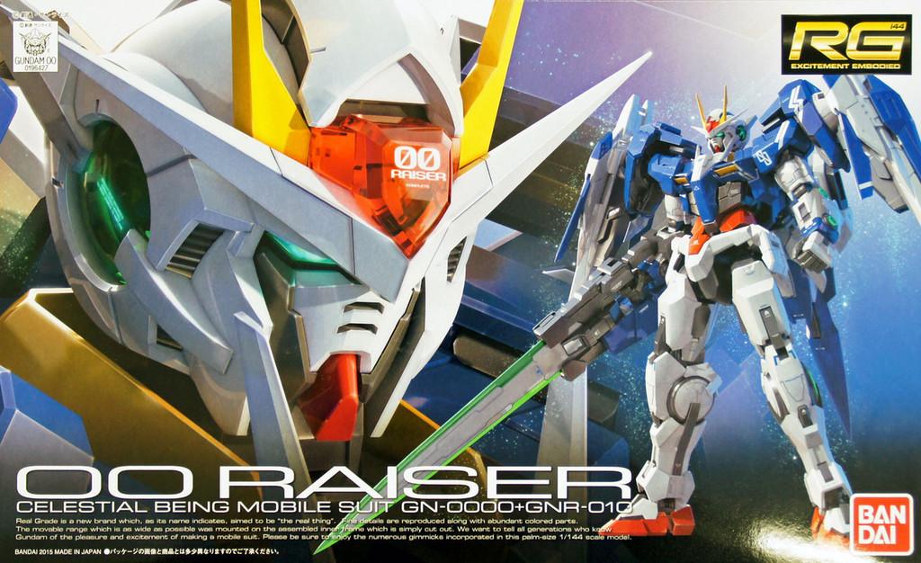 Bandai RG-18 Gundam OORAISER 1/144 Scale Kit