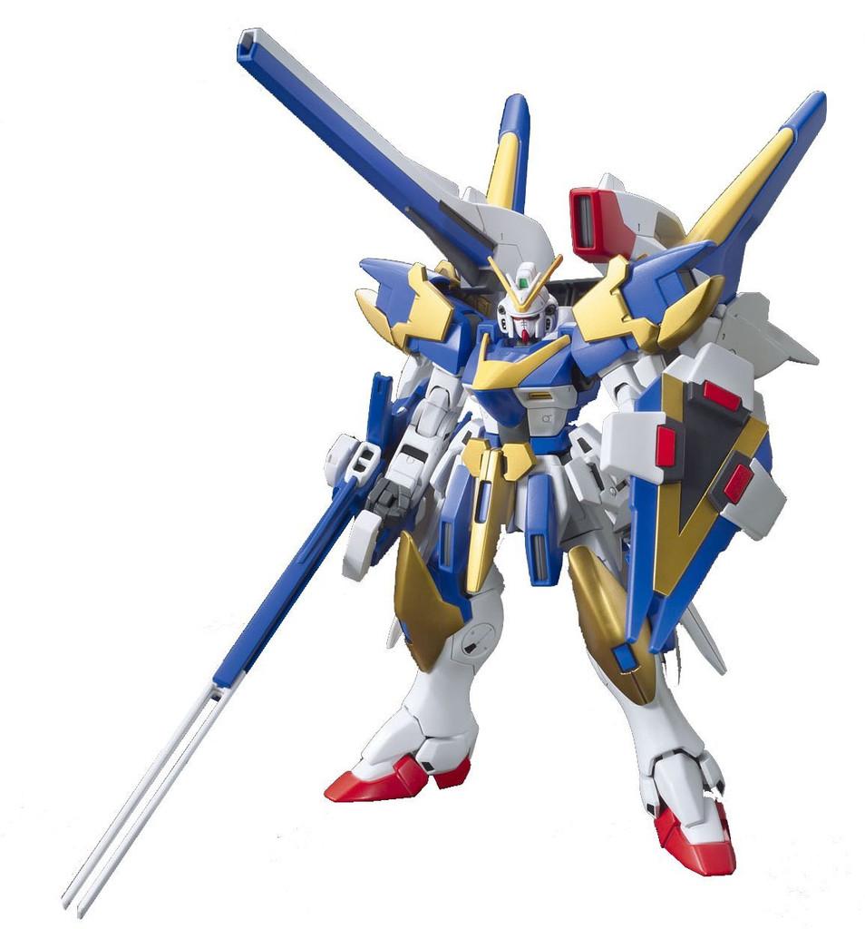 Bandai HGUC 189 LM314V23/24 Gundam VICTORY TWO ASSAULT BUSTER Gundam 1/144 Scale Kit