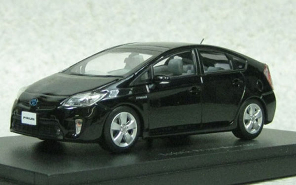 Ebbro 45148 Toyota Prius Moonroof Black 1/43 Scale
