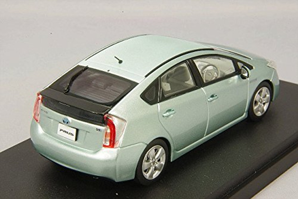 Ebbro 45153 Toyota Prius Frosty Green Mica 1/43 Scale