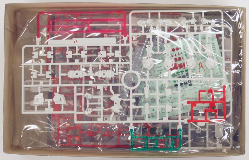 Bandai RG-19 Gundam Astray Red Frame MBF-P02 1/144 Scale Kit