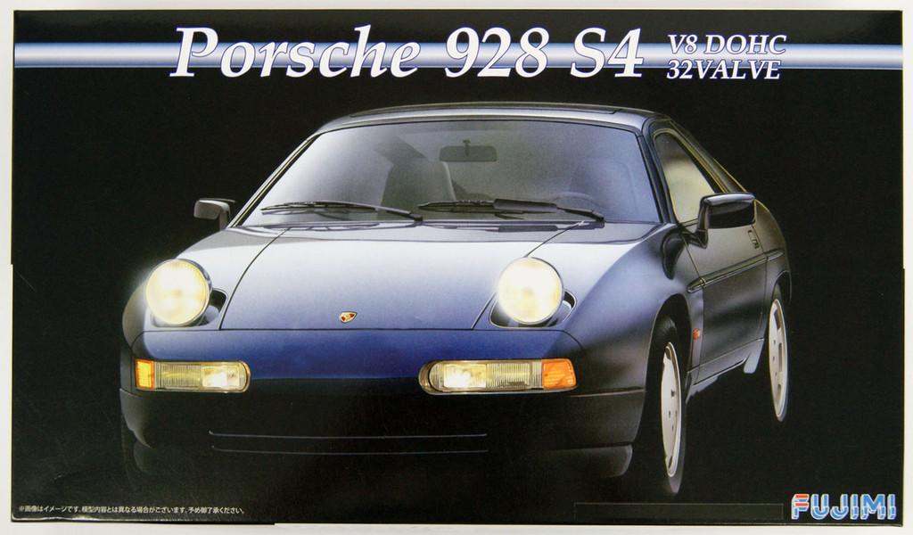Fujimi RS-104 Porsche 928 S4 1/24 Scale Kit