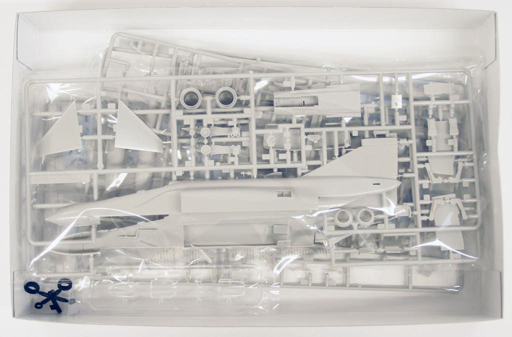Fujimi F59 British Phantom II FG.1 Silver Jubilee Royal Navy 1/72 Kit