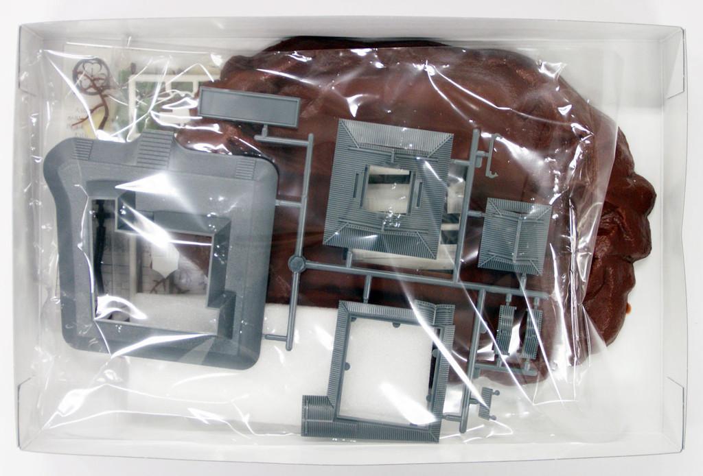 Fujimi Shiro-03 Inuyama Castle 1/300 Scale Kit