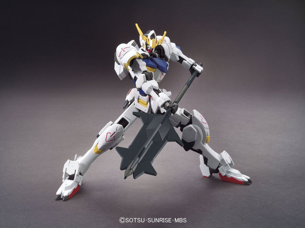 Bandai Iron-Blooded Orphans 001 Gundam BARBATOS 1/144 Scale Kit