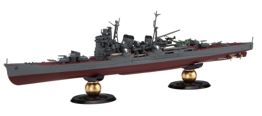 Fujimi FH-32 IJN Heavy Cruiser Myoko (Full Hull) 1/700 Scale Kit