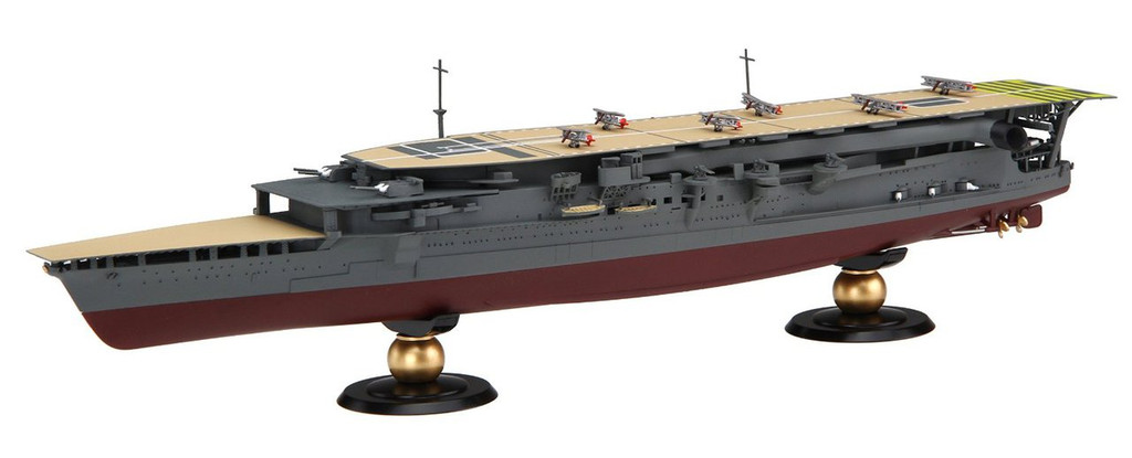 Fujimi FH-33 IJN Japanese Navy Aircraftcarrier KAGA (Full Hull) 1/700 Scale Kit