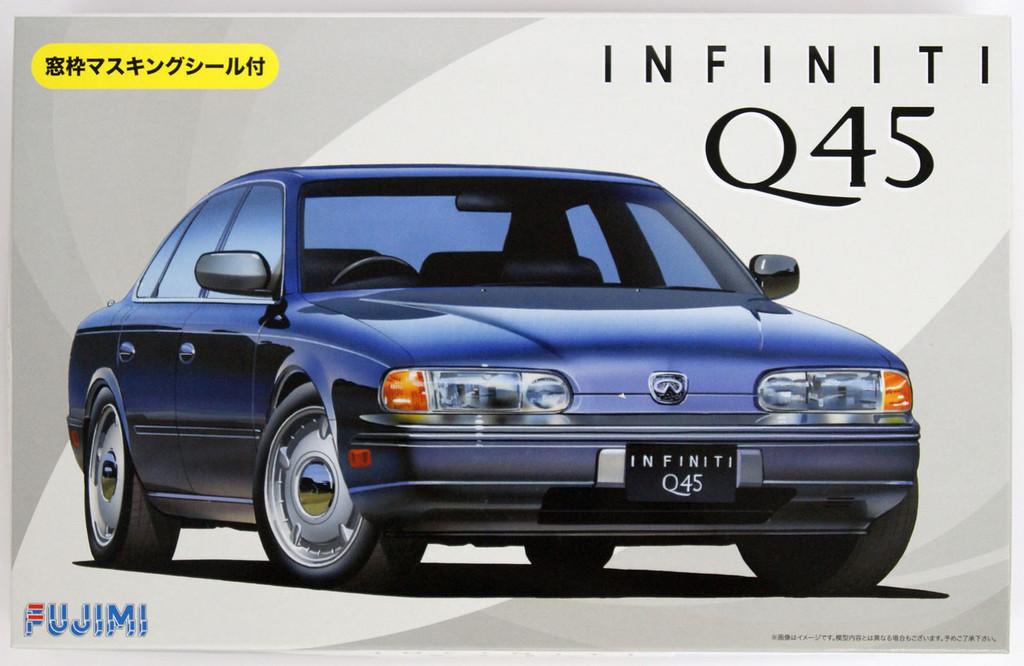 Fujimi ID-146 Nissan Infiniti Q45 1/24 Scale Kit 039459