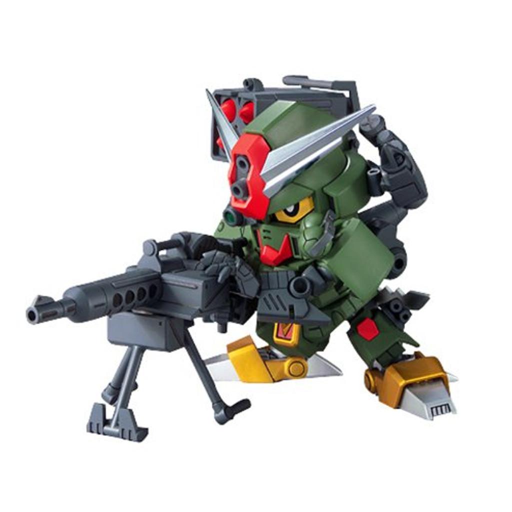 Bandai SD BB 375 Gundam Command Gundam Plastic Model Kit