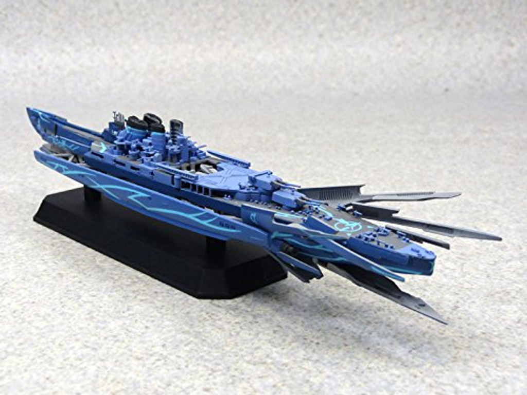 Aoshima 11430 ARPEGGIO OF BLUE STEEL Series #15 Attack Submarine I-401 ARS NOVA Mode 1/700 Scale Kit