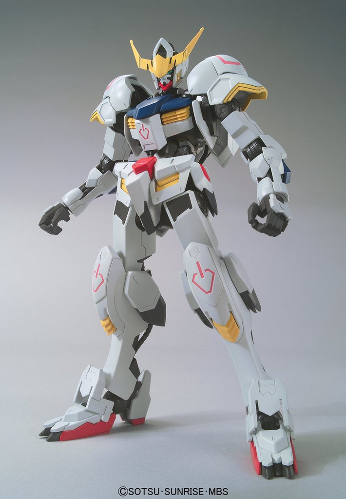 Bandai Iron-Blooded Orphans 018865 Gundam BARBATOS 1/100 Scale Kit