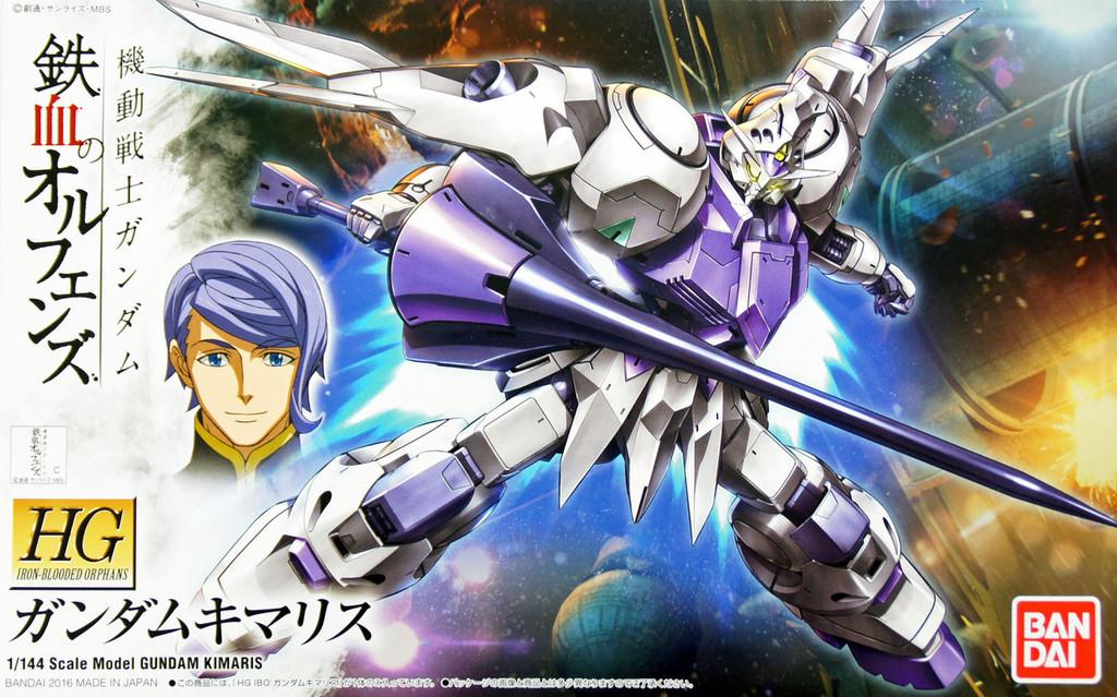 Bandai Iron-Blooded Orphans 011 Gundam KIMARIS 1/144 Scale Kit