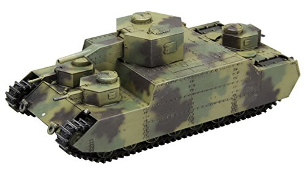 Fine Molds FM44 Imperial Japanese Army Super Heavy Tank 150ton (0-1) 1/72 Scale Kit