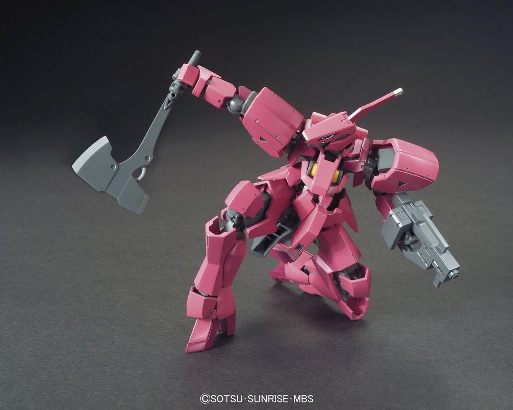 Bandai Iron-Blooded Orphans 012 Gundam RYUSEI-GO (Graze Custom II) 1/144 Scale Kit