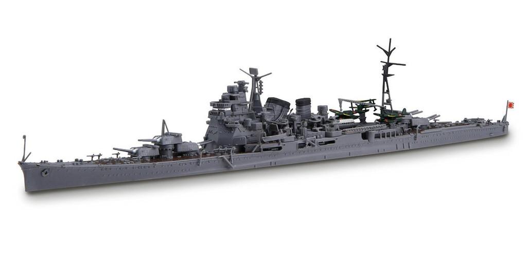 Fujimi TOKU-Easy 15 IJN Heavy Cruiser Takao 1/700 Scale Kit