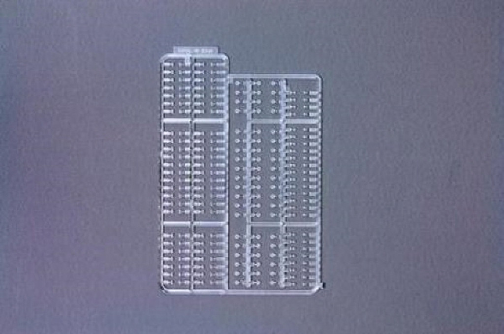 Fujimi KB01 Detail Up Parts Set for Track (Clear) 1/32 Scale Kit