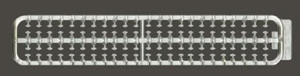 Fujimi KB19 112831 Detail Up Parts Set Track (Clear) 1/32 Scale Kit