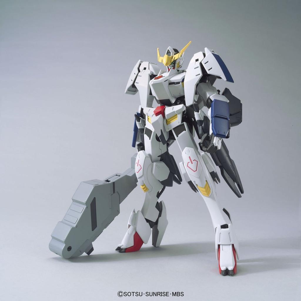 Bandai Iron-Blooded Orphans 073239 Gundam BARBATOS 6th Form 1/100 Scale Kit