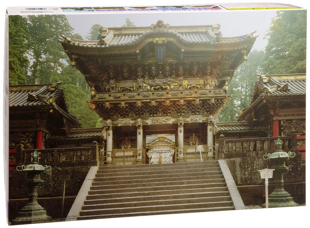 Fujimi Tatemono-5 Nikko Tosho-gu Yomei Gate (Japan) 1/80 Scale Kit