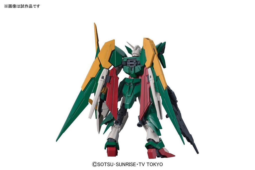 Bandai MG 967190 Gundam Gundam Fenice Rinascita 1/100 Scale Kit