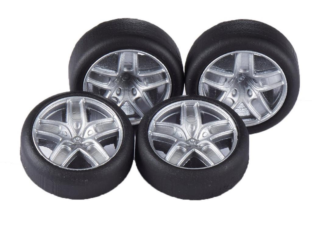 Bandai GEKI DRIVE CP-010 Tire & Wheel Set 04 (25/26) 4549660080961