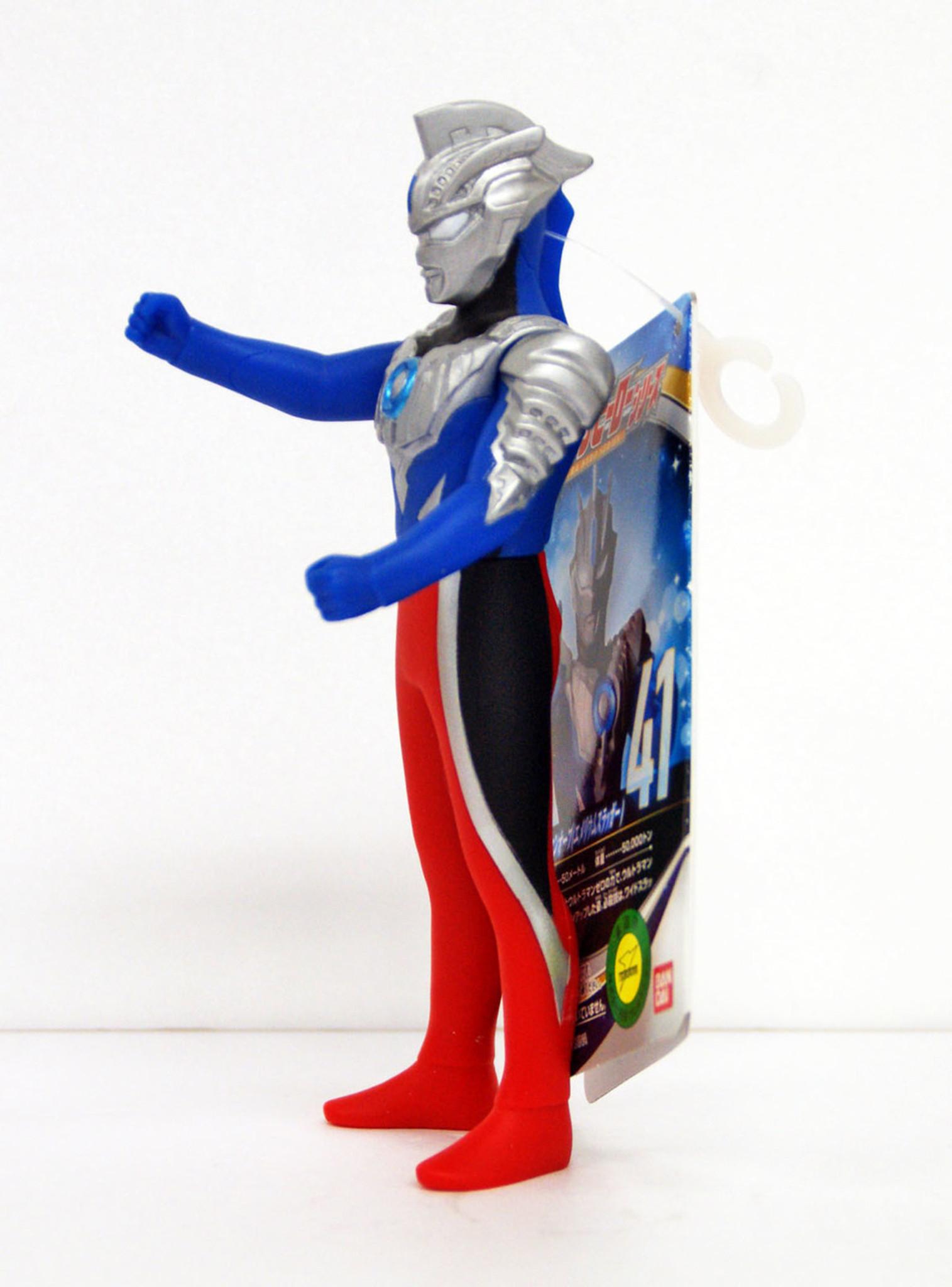Bandai Ultra Hero 500 Series 40 Ultraman Orb Lightning Attacker 0479479 Shf Act Origin 15163 117230 No41 Emerium Slugger Figure