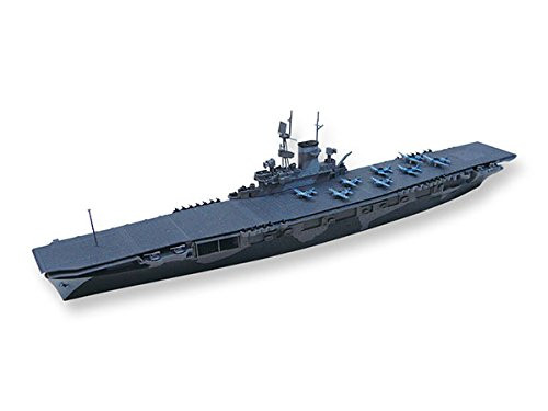 Aoshima Waterline 10341 U.S.S Aircraft Carrier WASP 1/700 Scale Kit