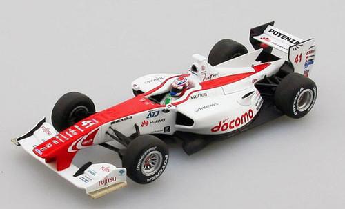 Ebbro 45131 DOCOMO DANDELION M41T SF14 No.41 Super Formula 2014 1/43 Scale