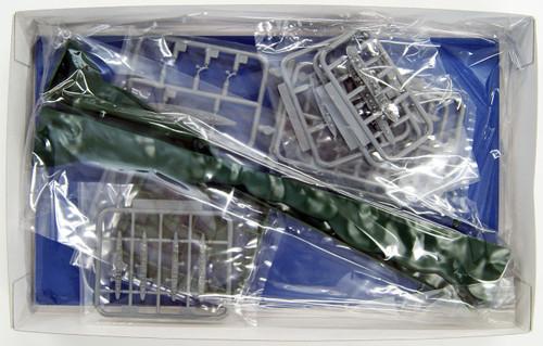 Fujimi Gunko 04 401324 Track Anchorage Harbor 1/3000 Scale Kit