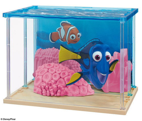 Bandai 063155 Finding Dory Panorama Craft Dory & Nemo Non Scale Plastic Model Kit