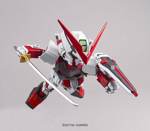 Bandai SD Gundam Ex-Standard 049357 Gundam ASTRAY RED FRAME Non Scale Kit
