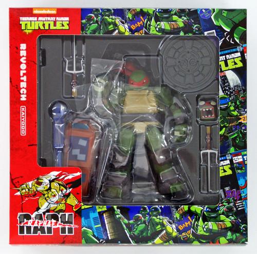 Kaiyodo Revoltech Teenage Mutant Ninja Turtles Raphael Figure