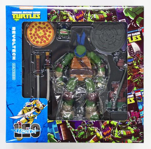 Kaiyodo Revoltech Teenage Mutant Ninja Turtles Leonardo Figure