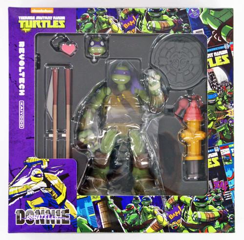 Kaiyodo Revoltech Teenage Mutant Ninja Turtles Donatello Figure