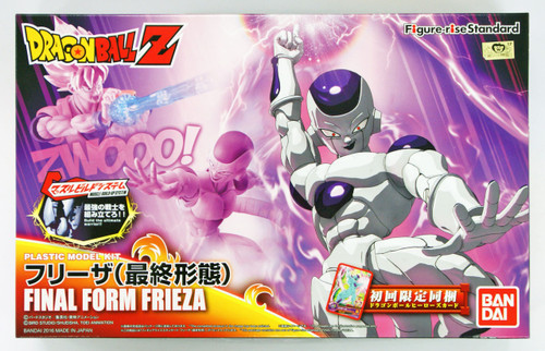 Bandai Figure-Rise Standard 075844 FINAL FORM FRIEZA Plastic Model Kit