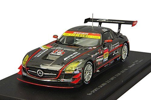 Ebbro 45289 Rn-SPORTS GAINER SLS SUPER GT300 2015 Rd.1 Okayama No.111 1/43 Scale