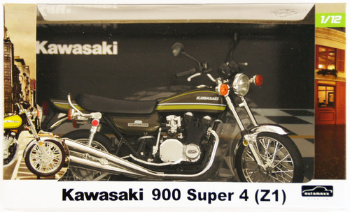 Aoshima Skynet 80979 Kawasaki 900Super4 (Z1) Tiger 1/12 Scale
