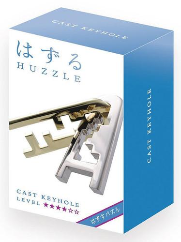 Hanayama Cast Huzzle (Puzzle) Cast KEYHOLE